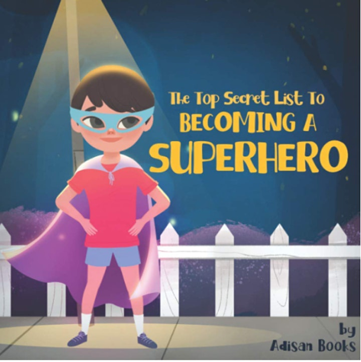 Fort Irwin Children's Book and Craft Hour-Superheroes image