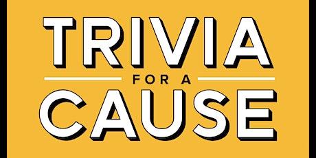 Trivia For A Cause - Children's Friend tickets