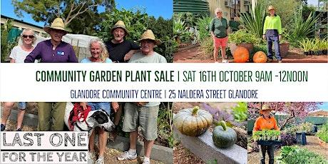 Plant  Sale   Glandore Community Garden tickets