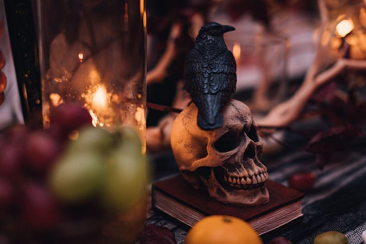 Night in the Secret Lair: Halloween Dining Experience and Live DJ image