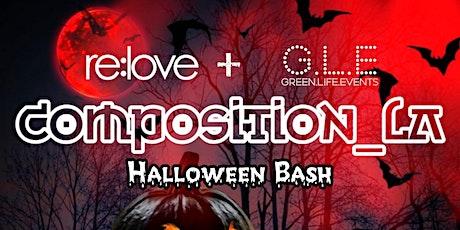 Composition_La | Halloween Bash | Surprise Guest + GARTH (Vinyl Set) tickets
