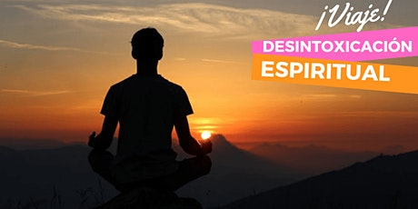 Desintoxicación y encuentro espiritual boletos