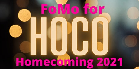 FoMo for HoCo 2021 tickets