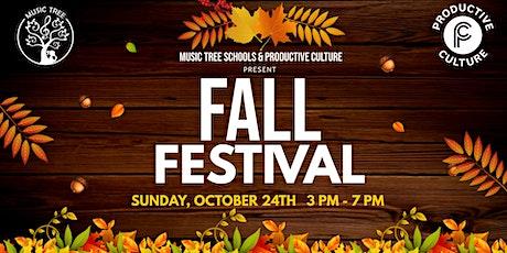 Music Tree Schools Fall Festival tickets