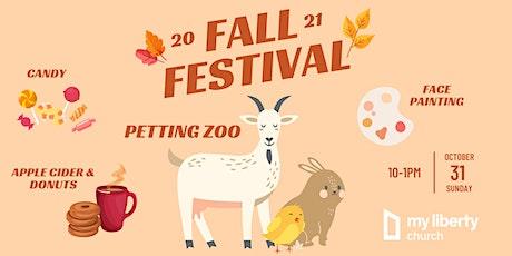 Fall Fest 2021 tickets