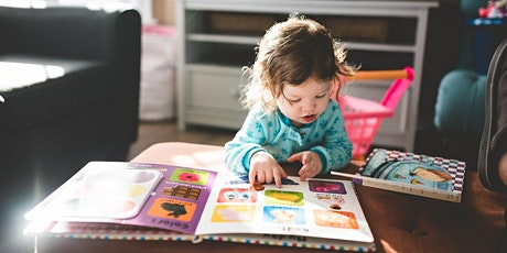Speechie Library Talk: children's language development I Narooma tickets