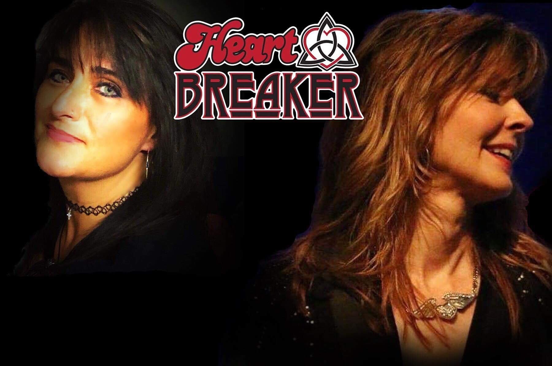 Heart Breaker – Heart Tribute