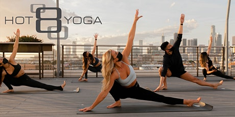 Outdoor Yoga Class with Hot 8 Yoga! tickets