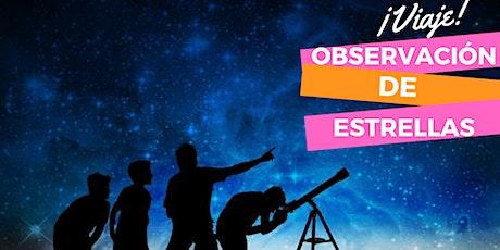 Observaciones de estrellas entradas