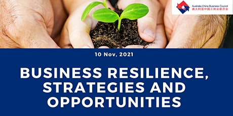 Business Resilience, Strategies and Opportunities tickets
