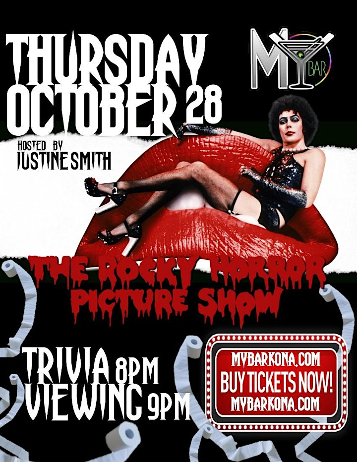 ROCKY HORROR PICTURE SHOW VIEWING image