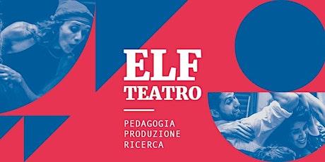 Cantieri teatrali Corso avanzato teatro biglietti