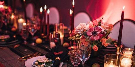 Night in the Secret Lair: Halloween Dining Experience and Live DJ tickets