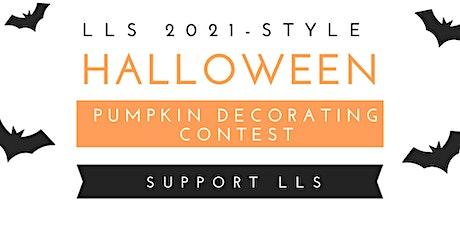 2021 LLS Halloween Pumpkin Decorating Fundraiser! tickets
