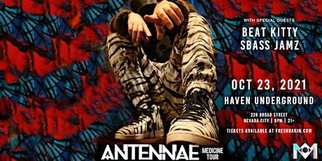 An-ten-nae 'Medicine Tour' at Haven tickets