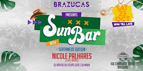 SUNBAR / Sertanejo Edition at The Stock / Brazilian Party tickets