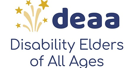 Disability Elders of All Ages Peer Network Information Session tickets