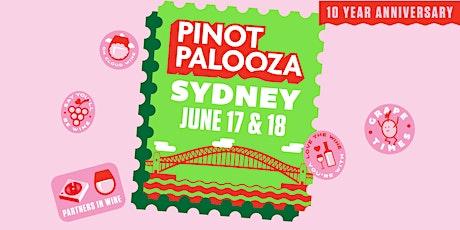 Pinot Palooza: Sydney 2022 tickets