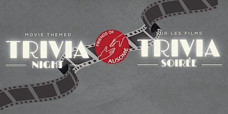 Friends of Ausome Virtual Movie Trivia Night tickets