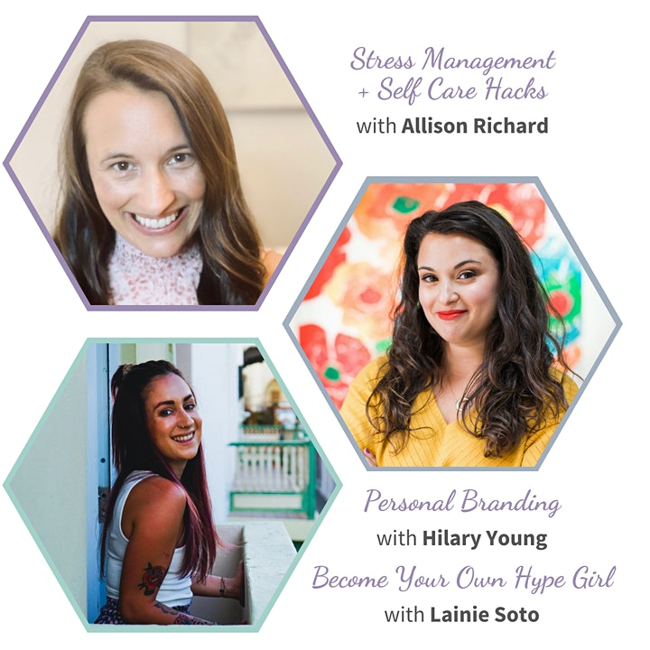 Girls with Goals: Productivity and Mindset Conference image