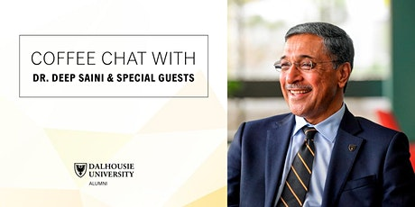 Coffee Chat with Dr. Deep Saini and Special Guests tickets