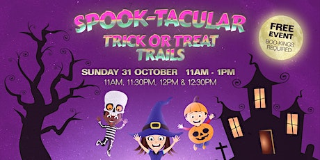 The Village Halloween Trick or Treat Trails tickets