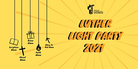 Luther Light Party tickets