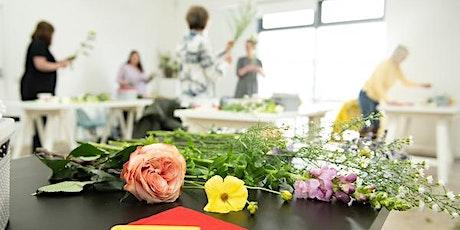 Festive Flora Wreath Making Workshop with Ollie & Ivy tickets