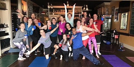 Copy of BEER YOGA AT SWIG tickets