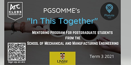 UNSW - In this Together Tickets