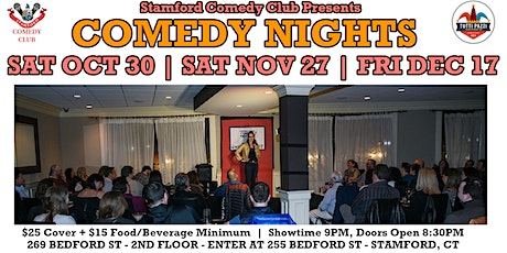 Stamford Stand Up Comedy Night with 5 NYC Comedians tickets