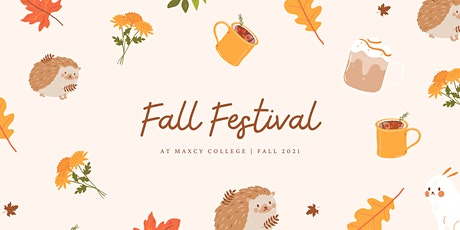 Maxcy College Fall Festival tickets
