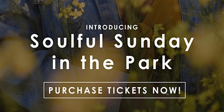 Raw Beauty & Herbal Luxe Presents: Soulful Sunday in the Park tickets