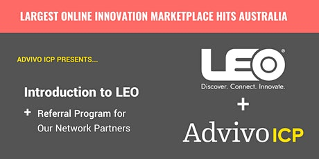 Introduction to LEO - Affiliate Referral Offer for Our Network Partners tickets