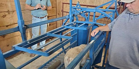 Sheep & Goat 101 Workshop tickets