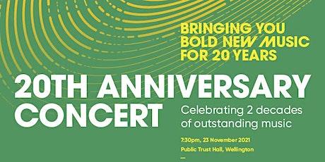Stroma: 20th Anniversary Concert tickets