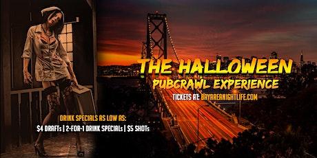 San Francisco Halloween Pub Crawl - Saturday tickets