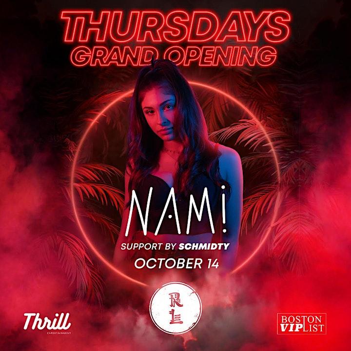 Thursdays at Red Lantern image