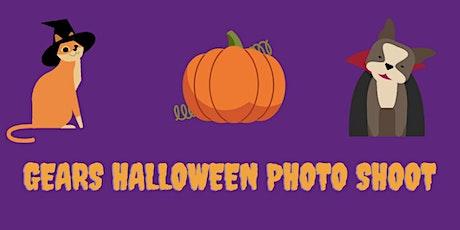 GEARS Halloween Mini Photoshoot 2021 tickets