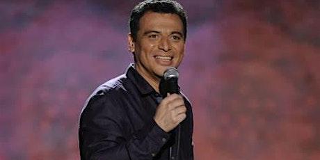 Carlos Mencia at Park Theatre tickets