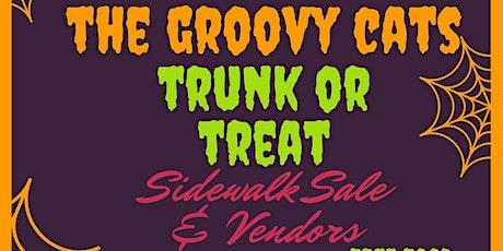 Groovy Sidewalk Sale & Trunk or Treat! tickets