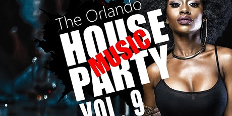 The ORLANDO HOUSE MUSIC Party Vol. 9 tickets
