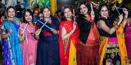 WomenNow Bay Area Durga Utsav 2021(Friday 15th Oct Ashtomi Evening/Dandiya) tickets