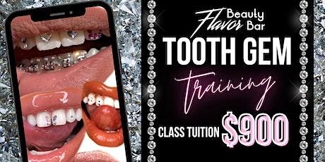 Tooth Gem Training Tour - New York City (NYC) tickets