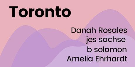 The Longest Way Round is the Shortest Way Home   Artist Talk (Toronto) tickets