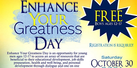 Enhance Your Greatness Day! tickets