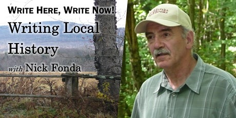 WHWN - Writing Local History tickets
