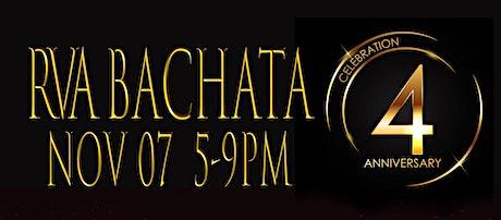 RVA Bachata 4th Anniversary Party tickets
