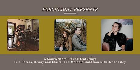 Porchlight Presents a Songwriter's Round in Nashville tickets
