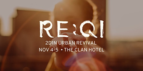 Re:Qi Retreat - 2D1N Urban Revival Retreat (Available) tickets